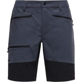 Haglöfs Rugged Flex Pantalones cortos Hombre, azul/negro